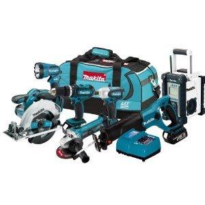 Makita LXT702 tool kit