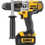 DCD985 premium hammer drill