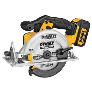 DCS393 6.5 inch circular saw