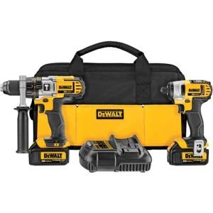 Dewalt DCK290L2 combo kit