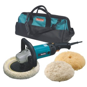 Makita 9227CX3 polisher