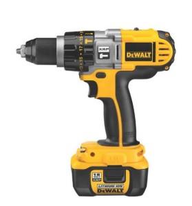 DEWALT DCD970KL 18-Volt XRP Lithium-Ion Cordless Hammer Drill Review
