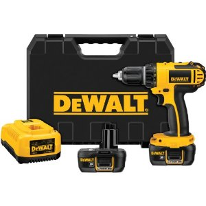 Dewalt DCD760KL 18V Cordless Drill Review
