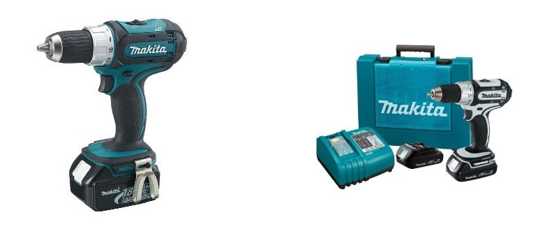 Makita BDF452HW and BDF452