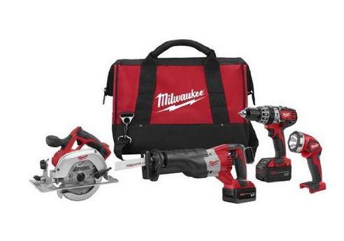 Milwaukee 2694-24 combo kit