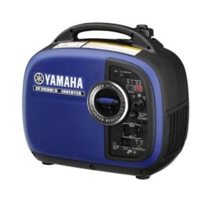 Yamaha EF2000iS Super Quiet Inverter Generator