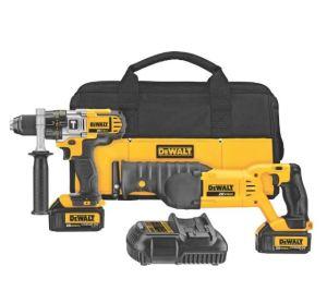 DEWALT DCK292L2 drill and saw set