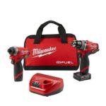 Milwaukee 2598-22 drill set