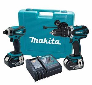 makita xt 218 2-piece tool set