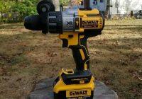 DEWALT DCD996 with battery