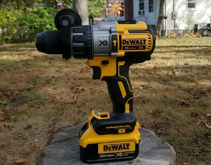 DEWALT DCD996 with battery