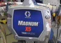 used Graco Magnum X5