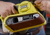 Best Handheld Belt Sander