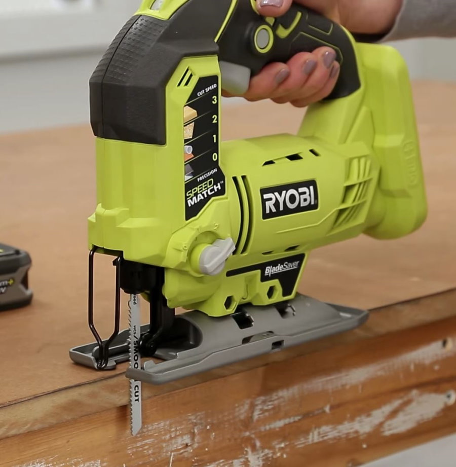 Ryobi is one of the best jigsaws